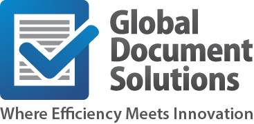 Global Document Solutions Logo